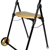 Rollator 2 roues air on