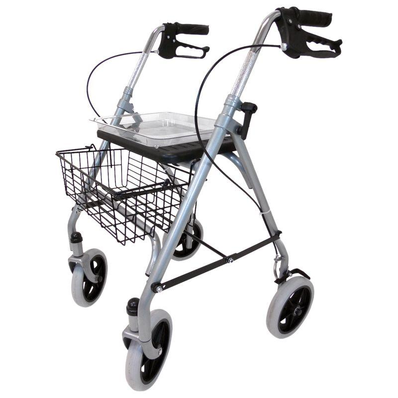 Rollator-4-roues-silver